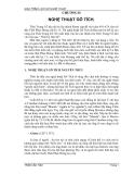 GIÁO TRÌNH LỊCH SỬ NGHỆ THUẬT - CHƯƠNG 2