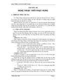 GIÁO TRÌNH LỊCH SỬ NGHỆ THUẬT - CHƯƠNG 3