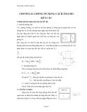 Bài giảng ô nhiễm phóng xạ và ô nhiễm tiếng ồn - Phần ô nhiễm tiếng ồn 2