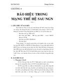 Bài giảng mạng NGN - Chương 4