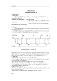 Giáo trình kỹ thuật số - Phần 3 Mạch dãy - Chương 10