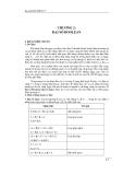 Giáo trình kỹ thuật số - Phần 1 Đại số Boolean và vi mạch số - Chương 2