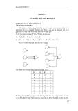 Giáo trình kỹ thuật số - Phần 1 Đại số Boolean và vi mạch số - Chương 3