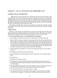 Giáo trình thủy công Tập 1 - Chương 2