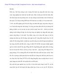 Dùng phạm trù bản chất hiện tượng phân tích lối sống của sinh viên việt nam - 1