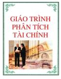 Giáo trình phân tích tài chính - PGS.TS.Trương Bá Thanh (chủ biên)