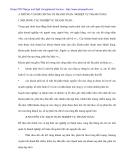 Kế tóan thanh tóan về các khỏan phải thu và phải trả khách hàng tại Cty Xuất nhập khẩu - 3