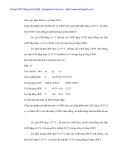Nghiên cứu biến động GDP Thị xã Tam Kì từ 2000 - 2002 - p5