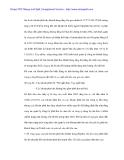 Phân tích tình hình sử dụng vốn lưu động tại Cty hữu nghị - 6