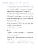 Phân tích tình hình sử dụng vốn lưu động tại Cty hữu nghị - 7