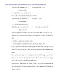 Phân tích tình hình tài chính tại công ty dệt may 23/9 - p3
