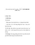 Giáo án hóa học lớp 12 cơ bản – Tiết 33: SỰ ĂN MỊN KIM LOẠI