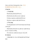 Giáo án vật lý lớp 10 chương trình cơ bản - Tiết18: BA ĐỊNH LUẬT NIU-TƠN (Tiết 2)