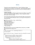 Giáo trình hướng dẫn lập trình cơ bản với hệ điều hành mở Androi 3.1 p2