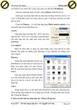 Giáo trình hướng dẫn sử dụng fillet và chamfer trong quá trình vẽ đối tượng phân khúc p6