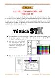 Hướng dẫn tạo ra một đoạn graphic movie có đối tượng là một đường thẳng chuyển động bằng key sence p7
