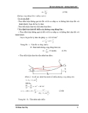 Giáo trình phân tích mục đích của việc thiết kế đường cong chuyển tiếp theo lực ly tâm p3