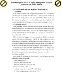 Giáo trình phân tích vị trí tuyến đường chức năng và nhiệm vụ của tuyến đường p1
