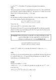 Bài giảng phương pháp thí nghiệm trong chăn nuôi và thú y tập 1 part 5