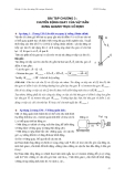 Bài tập cơ học đại cương - Phần 1 Cơ học vật rắn - Chương 3