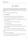 LẬP TRÌNH TRỰC QUAN - PHẦN II VISUAL BASIC - BÀI 13