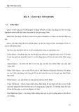 LẬP TRÌNH TRỰC QUAN - PHẦN I MICROSOFT ACCESS - BÀI 5