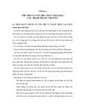 QUẢN LÝ CHẤT THẢI RẮN - TẬP 1 CHẤT THẢI RẮN ĐÔ THỊ - CHƯƠNG 6