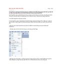 KỸ NĂNG ỨNG DỤNG TIN HỌC -  làm slide trình diễn