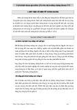 Giới thiệu về niêm yết chứng khoán
