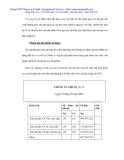 Hạch tóan chi phí sản xuất tại Xí nghiệp chế biến Lương thực thực phẩm - 6