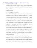 Hạch toán chi phí sản xuất và giá thành sản phẩm tại CTy cổ phần Việt Hoa - 7