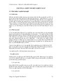 Ghép nối và điều khiển thiết bị ngoại vi - Chương 4