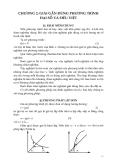 Phương pháp tính với C++ - Chương 2