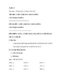 Giáo án lớp 3 năm 2011 - Tuần 27 (01 - 11)