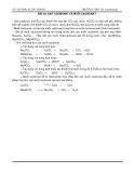 Ôn thi hóa học lớp 9 -  BÀI 29_AXIT CACBONIC VÀ MUỐI CACBONAT