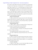 Hạch tóan lao động tiền lương tại Cty Vinatex - 4