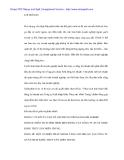 Phân tích tình hình biến động lợi nhuận tại Cty Xuất nhập khẩu Thủy sản Miền Trung - 1