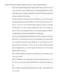 Phân tích tình hình sử dụng vốn lưu động tại Cty dệt may Đà Nẵng -8