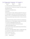 Luận văn công tác tổ chức kế toán nguyên vật liệu tại Cty dệt may - 4
