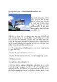 Thu hút khách hàng với bảng hiệu kinh doanh độc đáo Trần Phương Minh