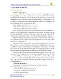 Giáo trình Quản lý bảo trì công nghiệp - Phần 4: Kinh tế trong bảo trì