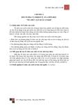 Bài giảng TỔ CHỨC SẢN XUẤT CƠ KHÍ - Phần 1