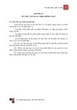 Bài giảng TỔ CHỨC SẢN XUẤT CƠ KHÍ - Phần 2