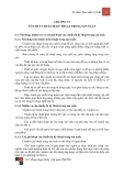Bài giảng TỔ CHỨC SẢN XUẤT CƠ KHÍ - Phần 3