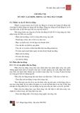 Bài giảng TỔ CHỨC SẢN XUẤT CƠ KHÍ - Phần 4