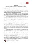 Bài giảng TỔ CHỨC SẢN XUẤT CƠ KHÍ - Phần 8