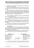 Giáo trình phân tích kỹ thuật phản hồi khối phiếu theo qua trình giải ngân nguồn vốn từ lãi suất p1
