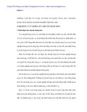 Hạch tóan lưu chuyển hàng hóa trong Cty Dịch vụ Hoàng Khuyên - 1