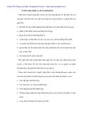 Hạch tóan lưu chuyển hàng hóa trong Cty Dịch vụ Hoàng Khuyên - 4