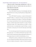 Hạch tóan lưu chuyển hàng hóa trong Cty Dịch vụ Hoàng Khuyên - 7